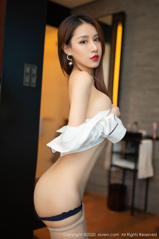 [XiuRen] Vol.2154 Xu An An 78P, Underwear, Uniform, Xiuren, Xu An An