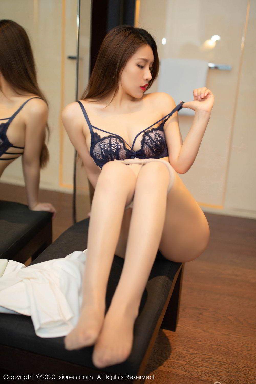 [XiuRen] Vol.2154 Xu An An 85P, Underwear, Uniform, Xiuren, Xu An An