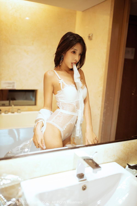[XiuRen] Vol.2158 Chen Xiao Miao 12P, Bathroom, Chen Xiao Miao, Tall, Wet, Xiuren