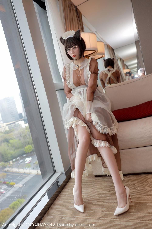 [XiuRen] Vol.2160 Liang Ren Fei Ai Ren 14P, Cosplay, Liang Ren Fei Ai Ren, Loli, Xiuren