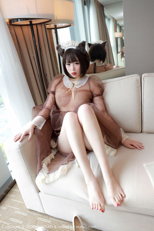 [XiuRen] Vol.2160 Liang Ren Fei Ai Ren 42P, Cosplay, Liang Ren Fei Ai Ren, Loli, Xiuren