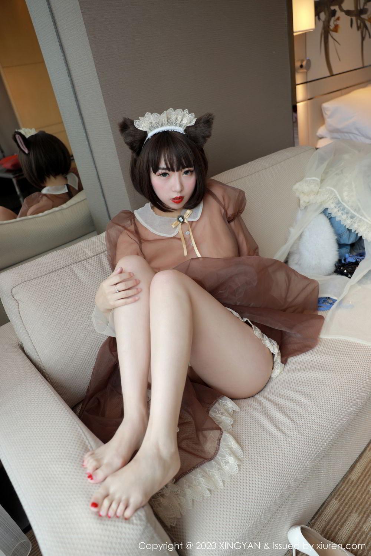 [XiuRen] Vol.2160 Liang Ren Fei Ai Ren 43P, Cosplay, Liang Ren Fei Ai Ren, Loli, Xiuren