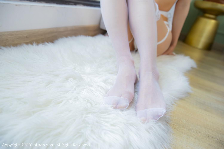 [XiuRen] Vol.2173 Bunny Qi Qi 24P, Pure, Qi Qi Jiang, Underwear, Xiuren