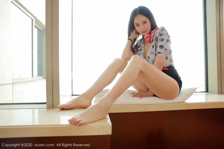 [XiuRen] Vol.2179 Yue Yin Tong 30P, Adult, Stewardess, Underwear, Xiuren, Yue Yin Tong