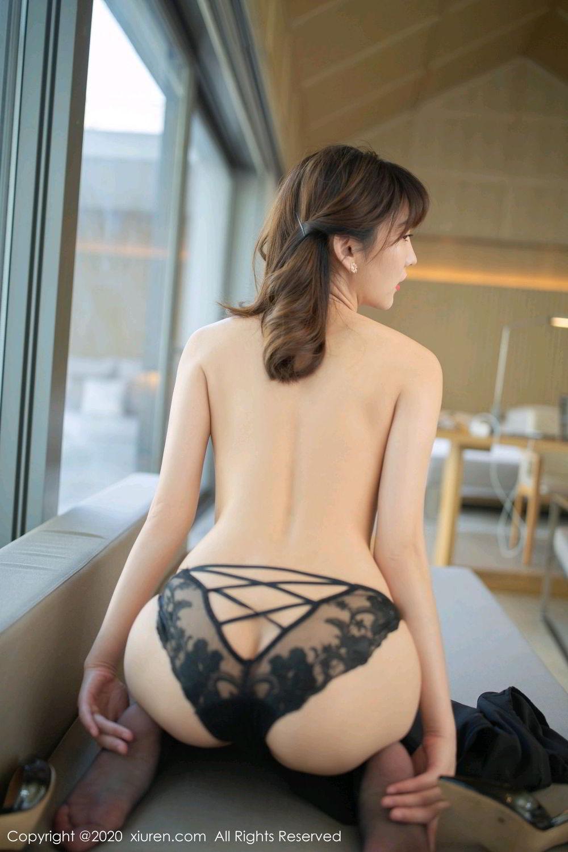 [XiuRen] Vol.2185 Lu Xuan Xuan 35P, Black Silk, Lu Xuan Xuan, Underwear, Xiuren
