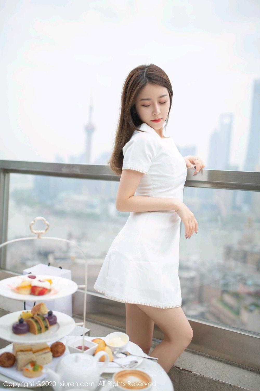 [XiuRen] Vol.2190 Xia Shi Wen 12P, Underwear, Xia Shi Shi, Xiuren