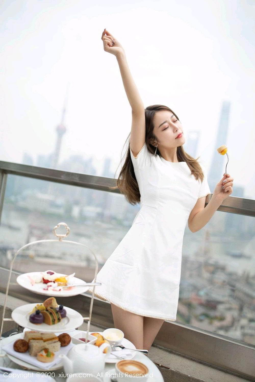 [XiuRen] Vol.2190 Xia Shi Wen 16P, Underwear, Xia Shi Shi, Xiuren