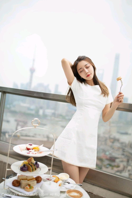 [XiuRen] Vol.2190 Xia Shi Wen 17P, Underwear, Xia Shi Shi, Xiuren
