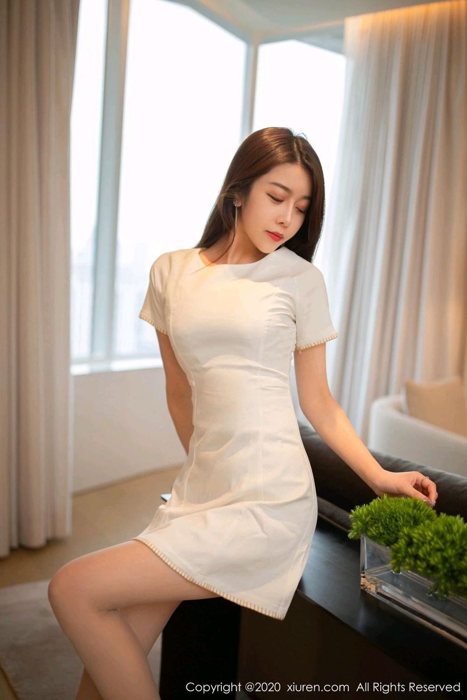 [XiuRen] Vol.2190 Xia Shi Wen 19P, Underwear, Xia Shi Shi, Xiuren