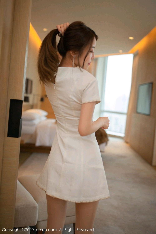 [XiuRen] Vol.2190 Xia Shi Wen 20P, Underwear, Xia Shi Shi, Xiuren