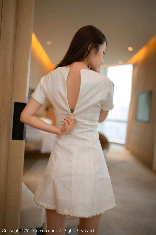 [XiuRen] Vol.2190 Xia Shi Wen 21P, Underwear, Xia Shi Shi, Xiuren