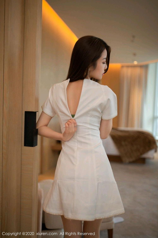 [XiuRen] Vol.2190 Xia Shi Wen 22P, Underwear, Xia Shi Shi, Xiuren