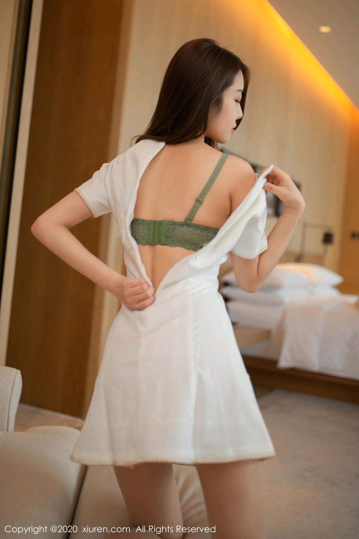 [XiuRen] Vol.2190 Xia Shi Wen 23P, Underwear, Xia Shi Shi, Xiuren