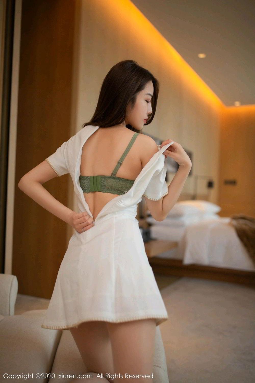 [XiuRen] Vol.2190 Xia Shi Wen 24P, Underwear, Xia Shi Shi, Xiuren