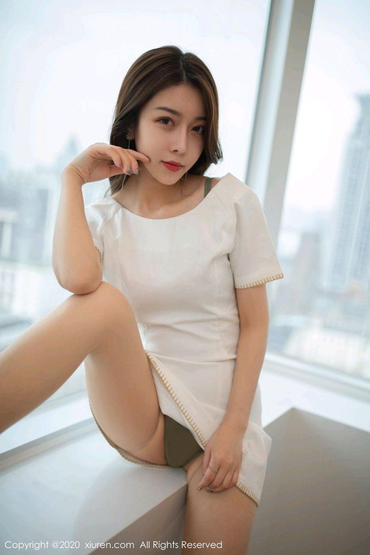 [XiuRen] Vol.2190 Xia Shi Wen 34P, Underwear, Xia Shi Shi, Xiuren