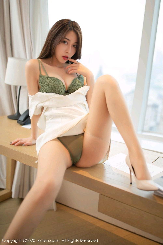 [XiuRen] Vol.2190 Xia Shi Wen 42P, Underwear, Xia Shi Shi, Xiuren