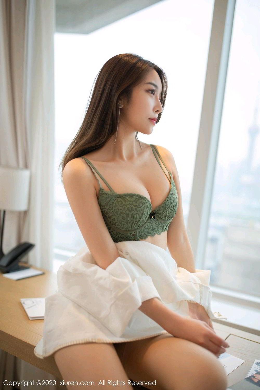 [XiuRen] Vol.2190 Xia Shi Wen 43P, Underwear, Xia Shi Shi, Xiuren