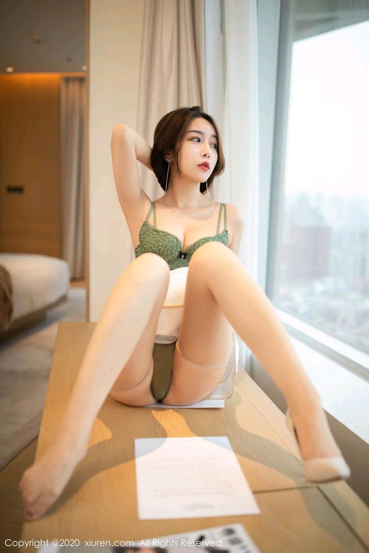 [XiuRen] Vol.2190 Xia Shi Wen 44P, Underwear, Xia Shi Shi, Xiuren