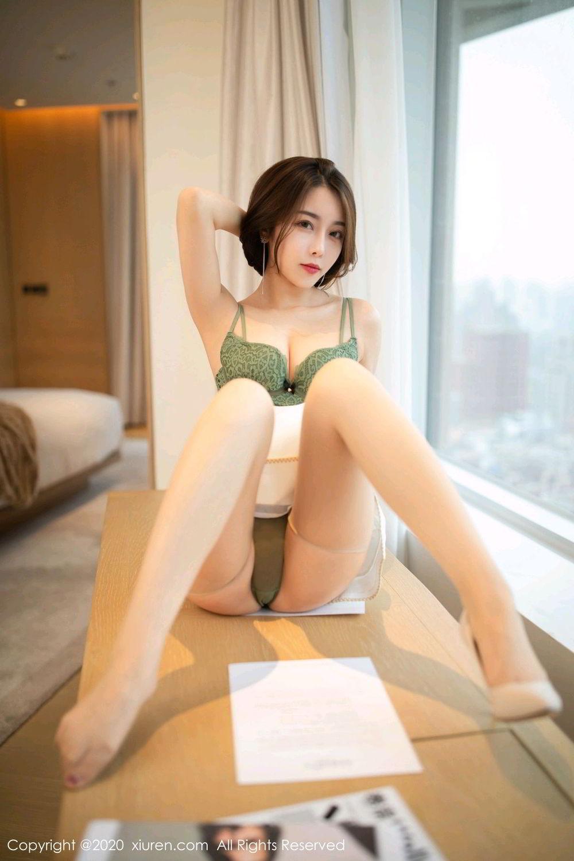 [XiuRen] Vol.2190 Xia Shi Wen 45P, Underwear, Xia Shi Shi, Xiuren