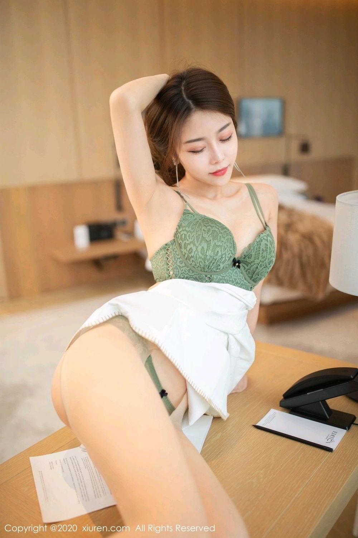 [XiuRen] Vol.2190 Xia Shi Wen 51P, Underwear, Xia Shi Shi, Xiuren