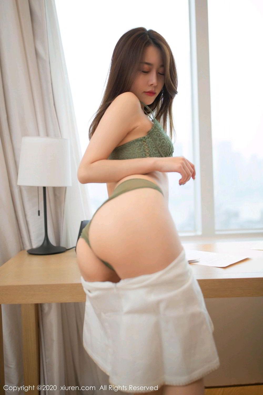 [XiuRen] Vol.2190 Xia Shi Wen 58P, Underwear, Xia Shi Shi, Xiuren
