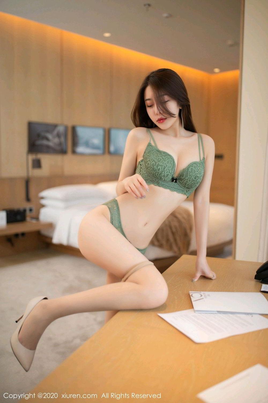 [XiuRen] Vol.2190 Xia Shi Wen 62P, Underwear, Xia Shi Shi, Xiuren