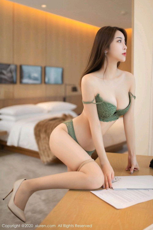 [XiuRen] Vol.2190 Xia Shi Wen 63P, Underwear, Xia Shi Shi, Xiuren