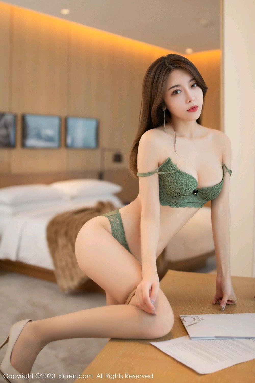 [XiuRen] Vol.2190 Xia Shi Wen 64P, Underwear, Xia Shi Shi, Xiuren