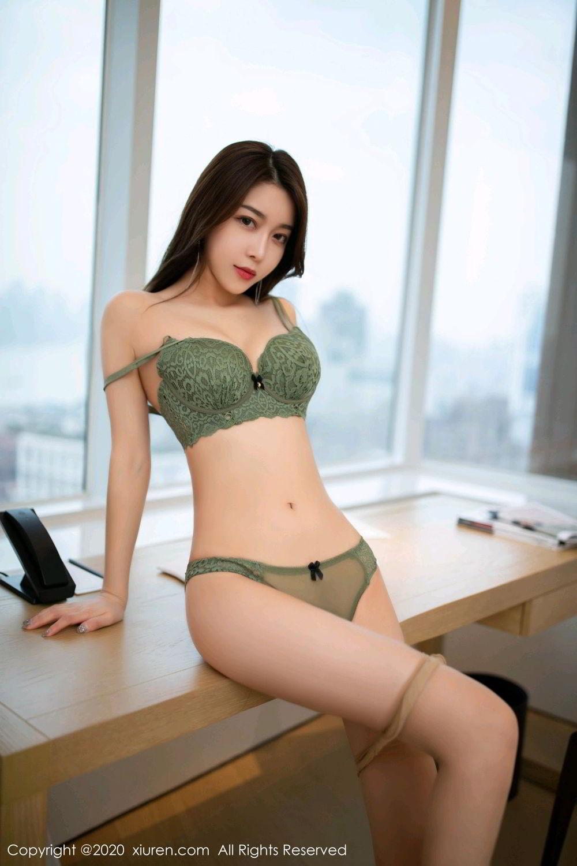 [XiuRen] Vol.2190 Xia Shi Wen 65P, Underwear, Xia Shi Shi, Xiuren