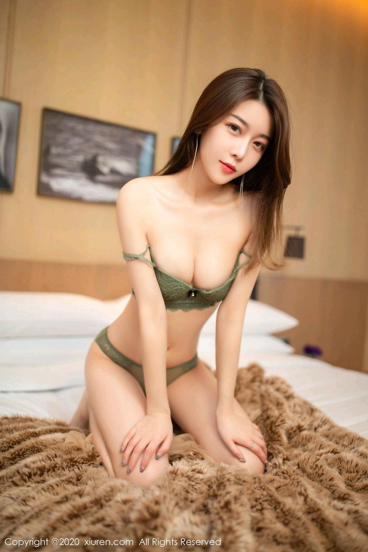 [XiuRen] Vol.2190 Xia Shi Wen 77P, Underwear, Xia Shi Shi, Xiuren