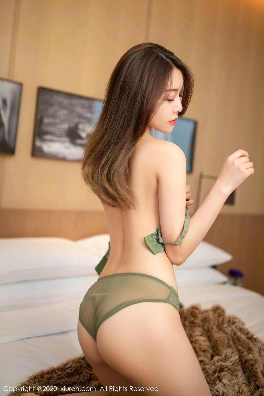 [XiuRen] Vol.2190 Xia Shi Wen 79P, Underwear, Xia Shi Shi, Xiuren