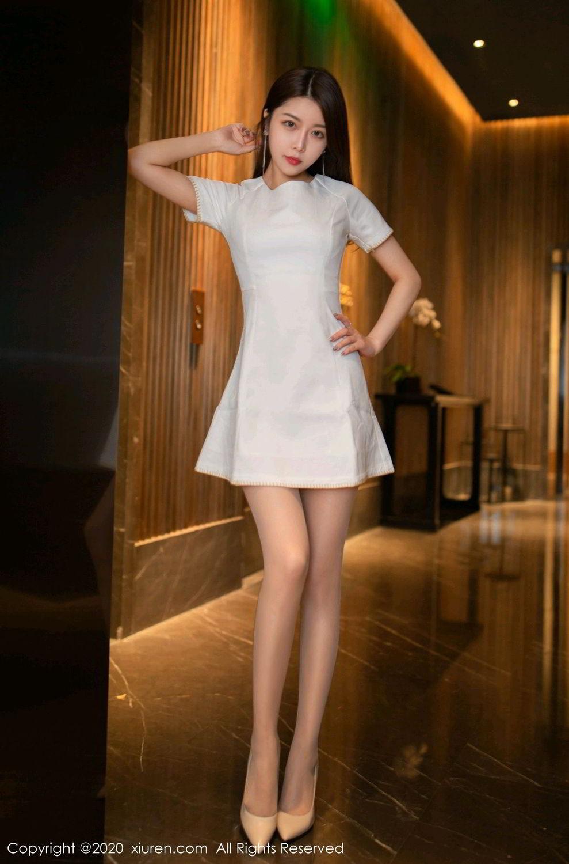 [XiuRen] Vol.2190 Xia Shi Wen 8P, Underwear, Xia Shi Shi, Xiuren
