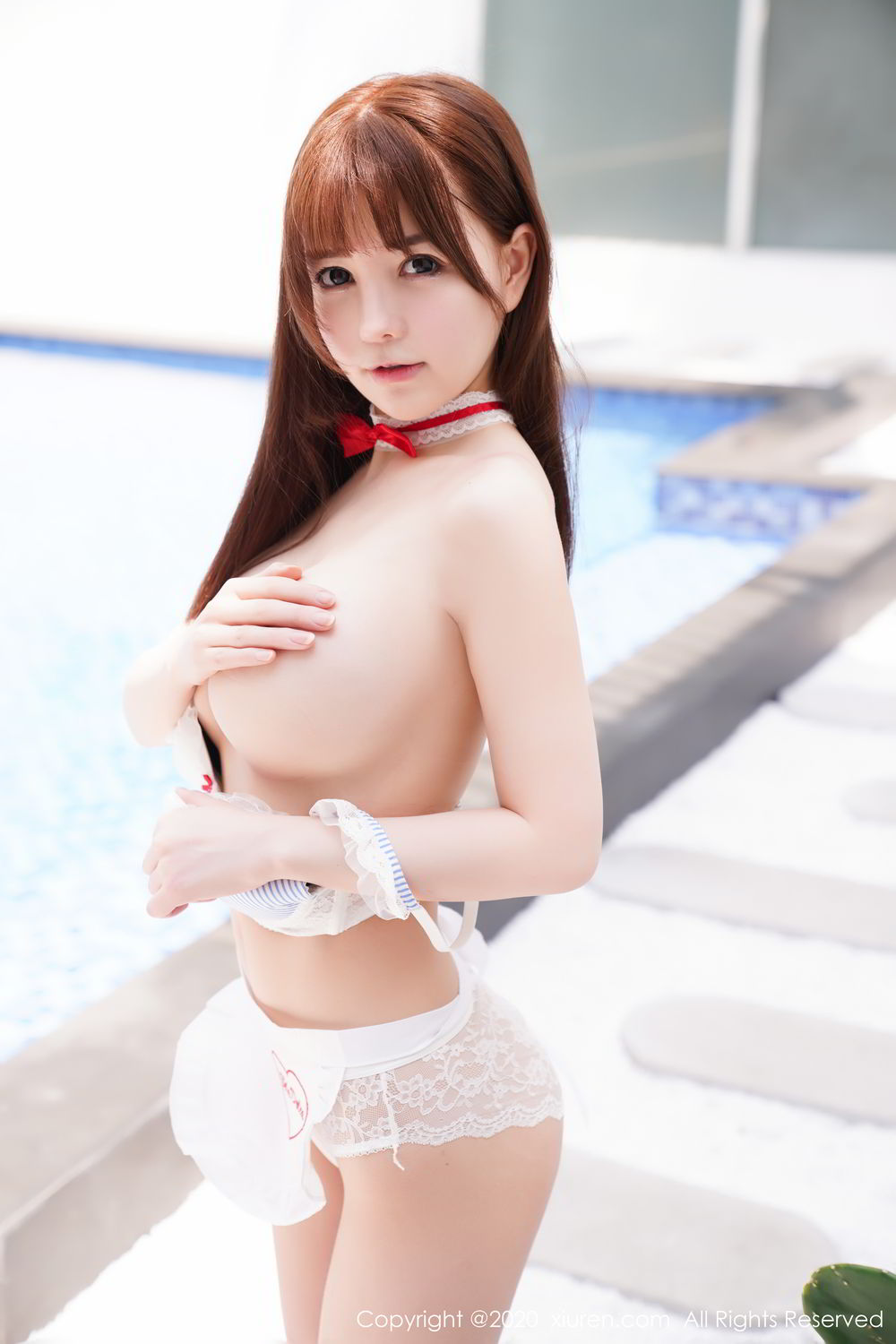 [XiuRen] Vol.2193 Uu Jiang 81P, Baby Face Big Boobs, Cute, UU Jiang, Xiuren