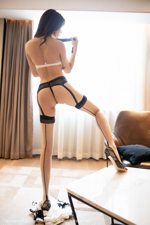 [XiuRen] Vol.2195 Zhi Zhi Booty 60P, Chen Zhi, Cheongsam, Tall, Underwear, Xiuren