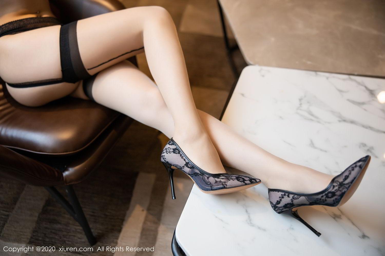 [XiuRen] Vol.2195 Zhi Zhi Booty 65P, Chen Zhi, Cheongsam, Tall, Underwear, Xiuren