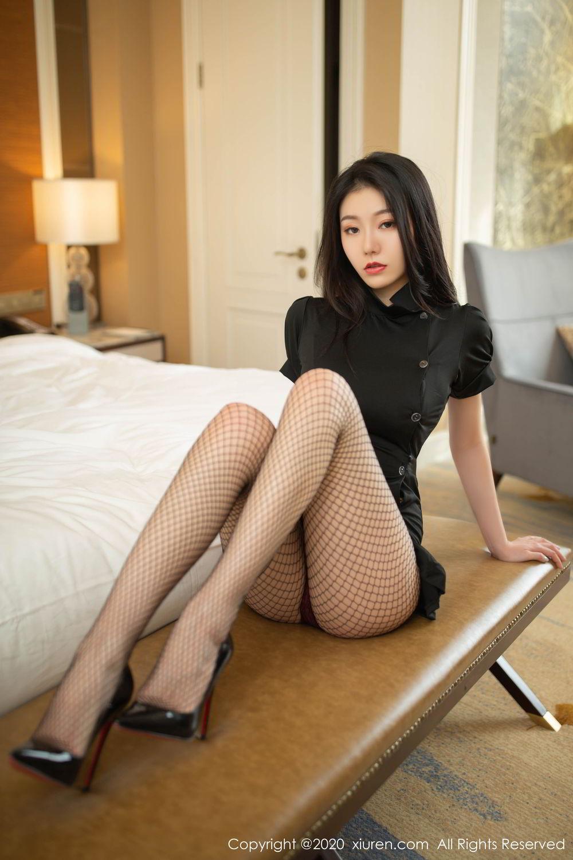 [XiuRen] Vol.2197 An Ran Maleah 19P, An Ran Maleah, Sexy, Tall, Underwear, Xiuren