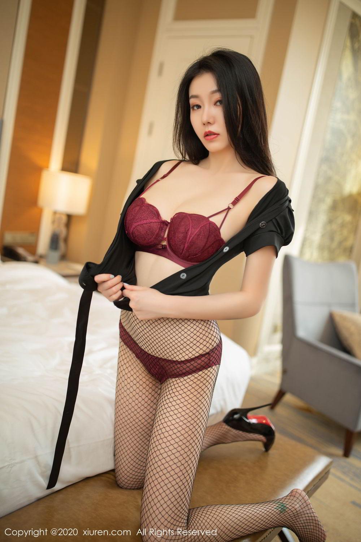 [XiuRen] Vol.2197 An Ran Maleah 32P, An Ran Maleah, Sexy, Tall, Underwear, Xiuren