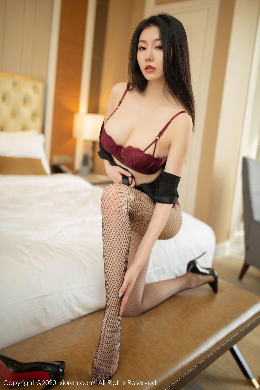 [XiuRen] Vol.2197 An Ran Maleah 34P, An Ran Maleah, Sexy, Tall, Underwear, Xiuren