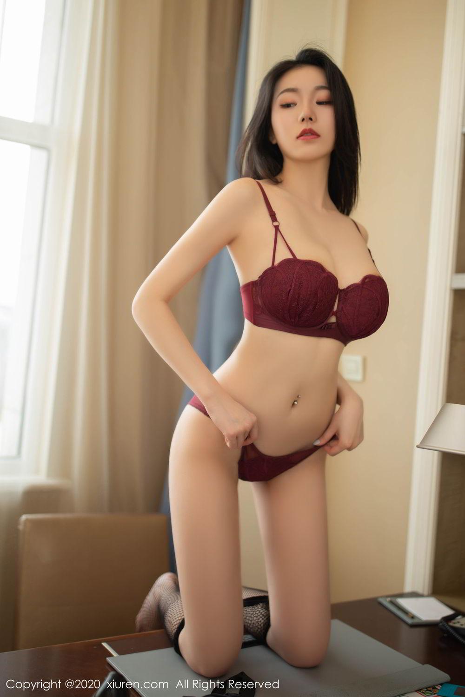 [XiuRen] Vol.2197 An Ran Maleah 66P, An Ran Maleah, Sexy, Tall, Underwear, Xiuren
