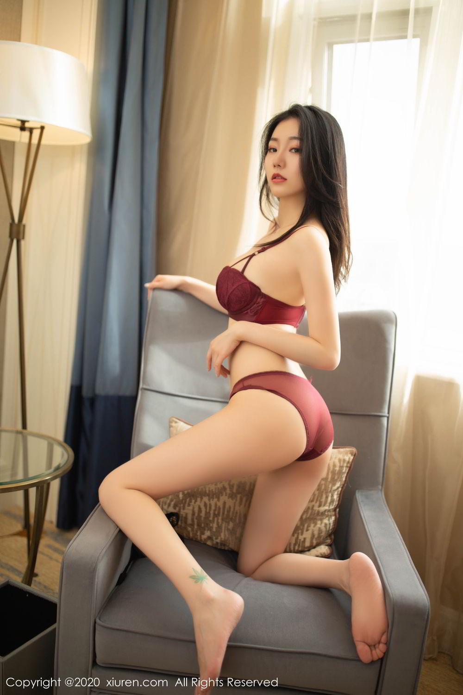 [XiuRen] Vol.2197 An Ran Maleah 75P, An Ran Maleah, Sexy, Tall, Underwear, Xiuren