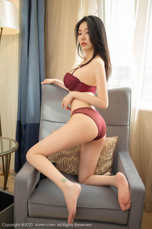[XiuRen] Vol.2197 An Ran Maleah 76P, An Ran Maleah, Sexy, Tall, Underwear, Xiuren