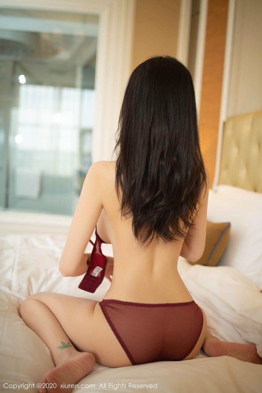 [XiuRen] Vol.2197 An Ran Maleah 81P, An Ran Maleah, Sexy, Tall, Underwear, Xiuren