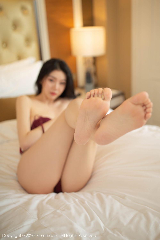 [XiuRen] Vol.2197 An Ran Maleah 84P, An Ran Maleah, Sexy, Tall, Underwear, Xiuren