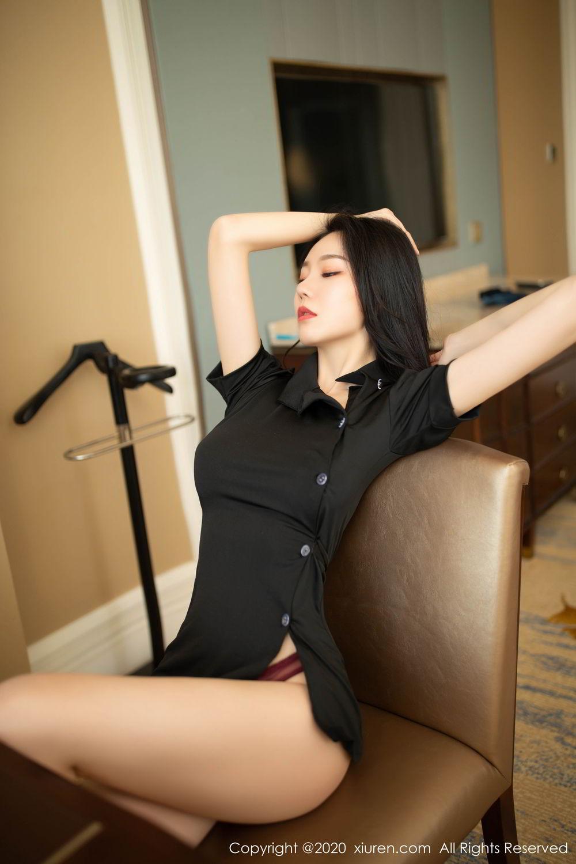 [XiuRen] Vol.2197 An Ran Maleah 97P, An Ran Maleah, Sexy, Tall, Underwear, Xiuren