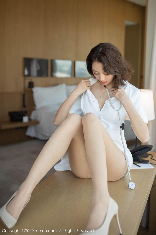 [XiuRen] Vol.2199 Fu Yi Xuan 19P, Fu Yi Xuan, Tall, Temperament, Underwear, Xiuren