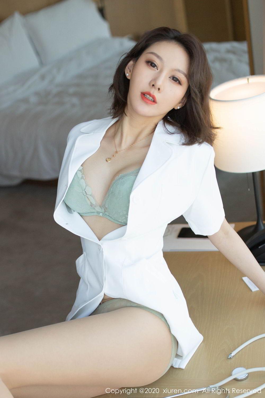 [XiuRen] Vol.2199 Fu Yi Xuan 1P, Fu Yi Xuan, Tall, Temperament, Underwear, Xiuren