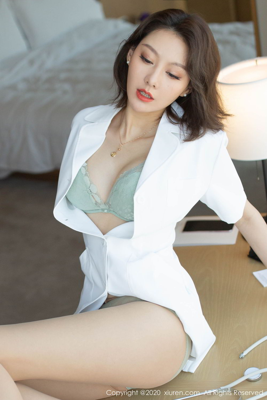 [XiuRen] Vol.2199 Fu Yi Xuan 23P, Fu Yi Xuan, Tall, Temperament, Underwear, Xiuren