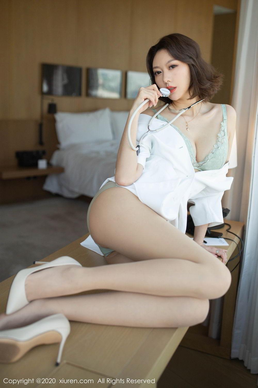 [XiuRen] Vol.2199 Fu Yi Xuan 2P, Fu Yi Xuan, Tall, Temperament, Underwear, Xiuren