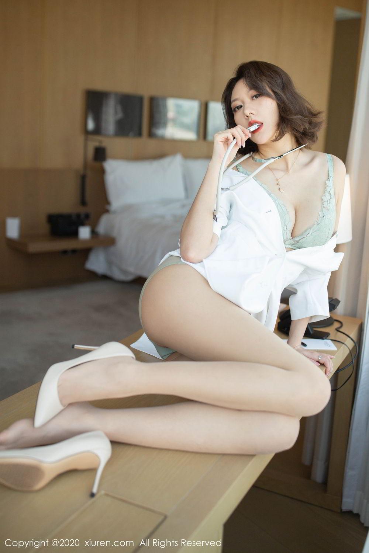 [XiuRen] Vol.2199 Fu Yi Xuan 33P, Fu Yi Xuan, Tall, Temperament, Underwear, Xiuren