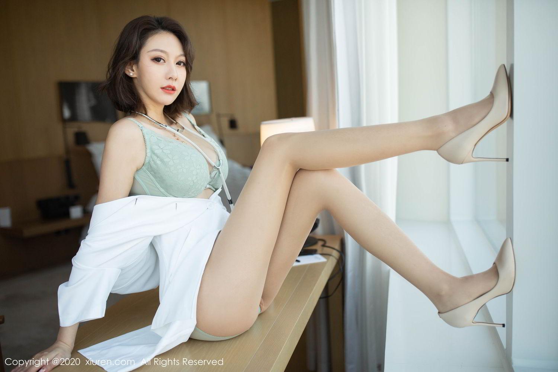 [XiuRen] Vol.2199 Fu Yi Xuan 34P, Fu Yi Xuan, Tall, Temperament, Underwear, Xiuren